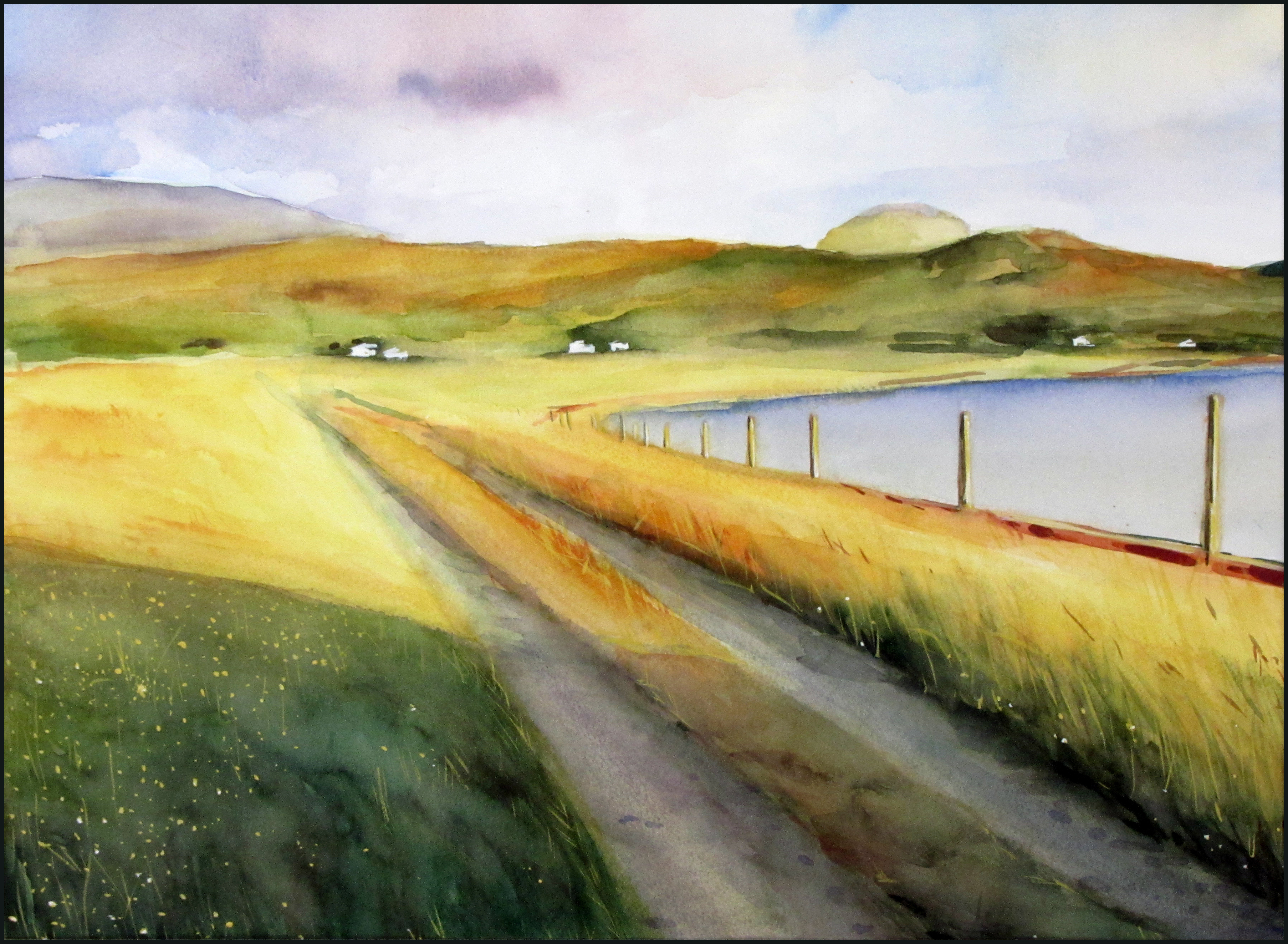 CUIL BAY 73.5 X 59