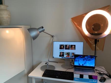 Hvordan få godt lys online