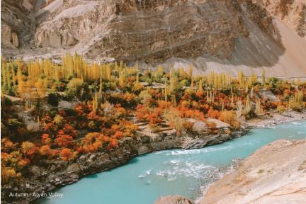 Autumn in Ladakh | Madhu