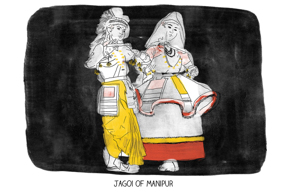 Manipuri Jagoi | Gluppy Skin