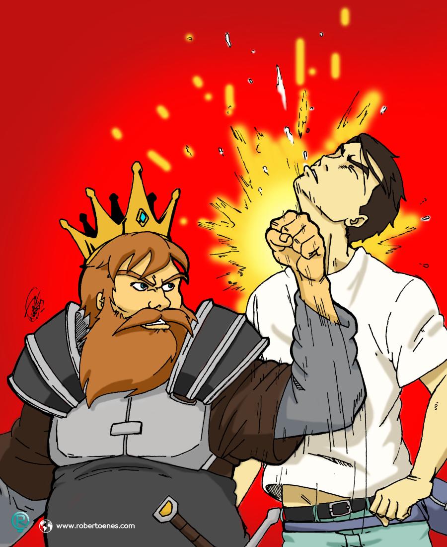 Gancho do Rei - Realt