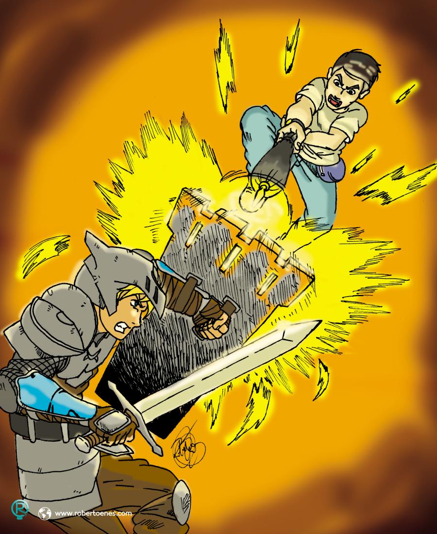 Defesa contra magia - Realt