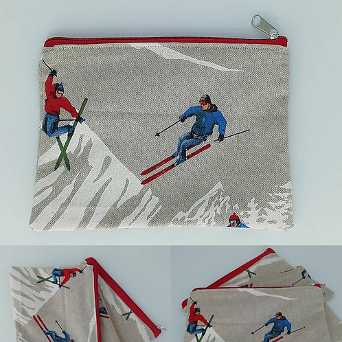 Trousses fourre tout skieurs