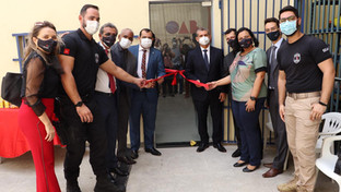 OAB-PB inaugura Sala da Advocacia no presídio PB1