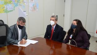 OAB-PB e TRE firmam parceria para auditoria em urnas das eleições de Gado Bravo