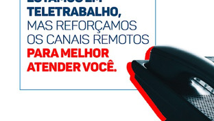 OAB-PB retorna ao regime de teletrabalho a partir de segunda e reforça canais de atendimento remoto