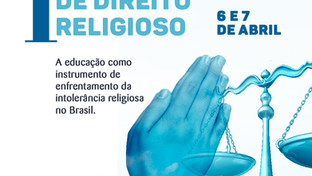 OAB-PB e ESA realizam 1ª Jornada de Direito Religioso em abril; participe