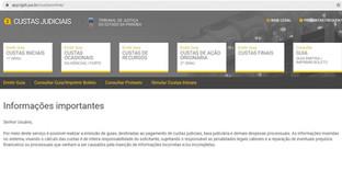 TJPB atende pleito da OAB-PB e disponibiliza simulador de custas processuais em site