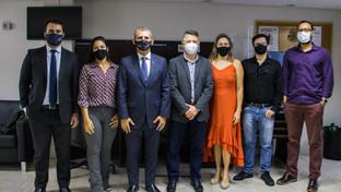 OAB-PB inicia testes para atendimento do INSS a advogados na sede da Seccional