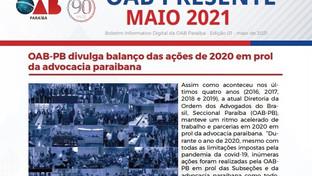 OAB-PB lança boletim informativo digital; confira
