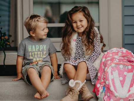 Tips For When Your Child Starts Kindergarten