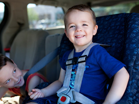 Screen-Free Ideas to Keep Kids Entertained in the Car