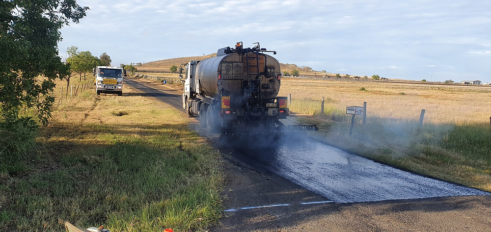 Bitumen Driveway Toowoomba