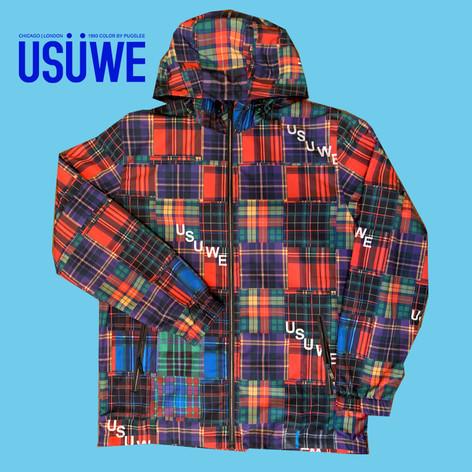 Michigan Ave Plaid Jacket