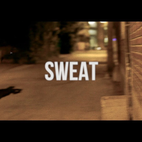 Sweat music video.