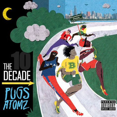The Decade Album Cover