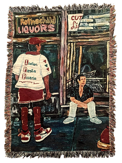 Mookie on The Southside  Tapestry