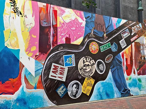 Weekend-in-Memphis-I-AM-A-MAN-Guitar-Mur
