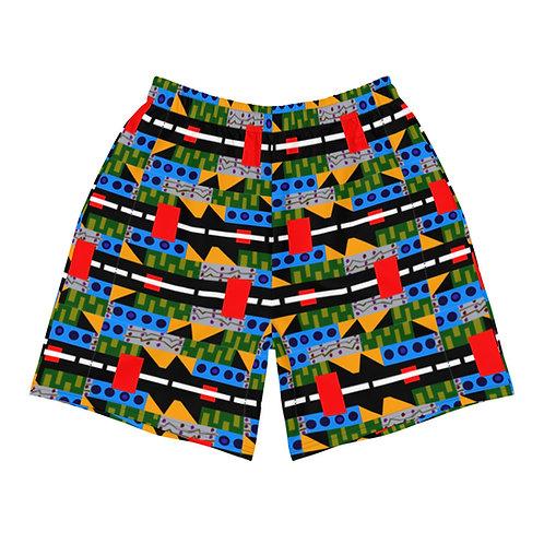 Busy street shorts