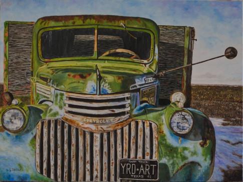 """""""Yard Art"""""""