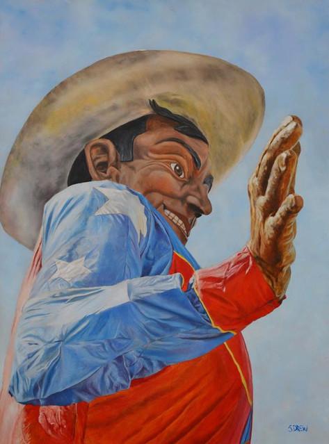"""""""Big Tex"""""""