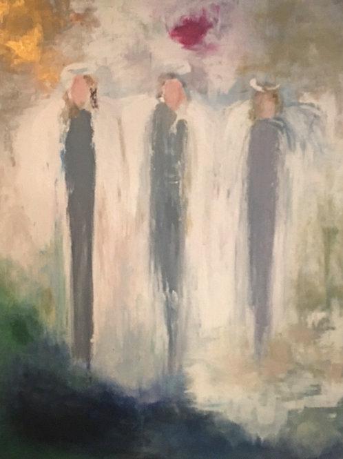 3 angel Commission