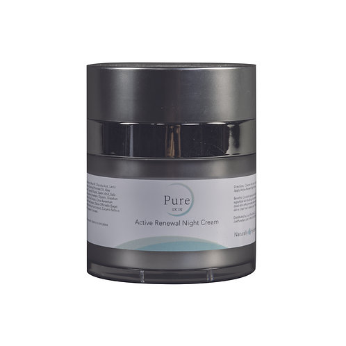 Active Renewal Night Cream