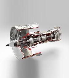 motor 3d modelleme