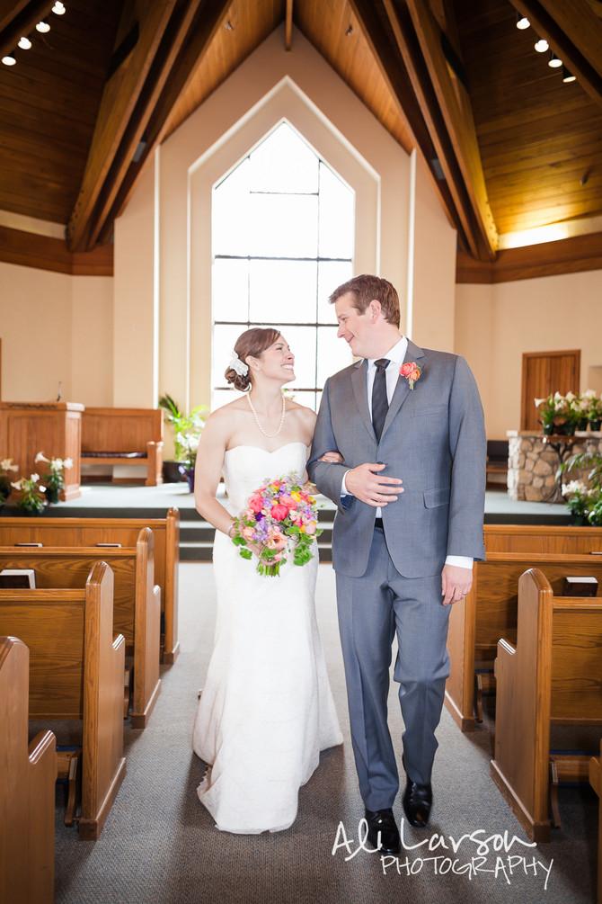 The Beautiful Wedding of Brad & Allison!