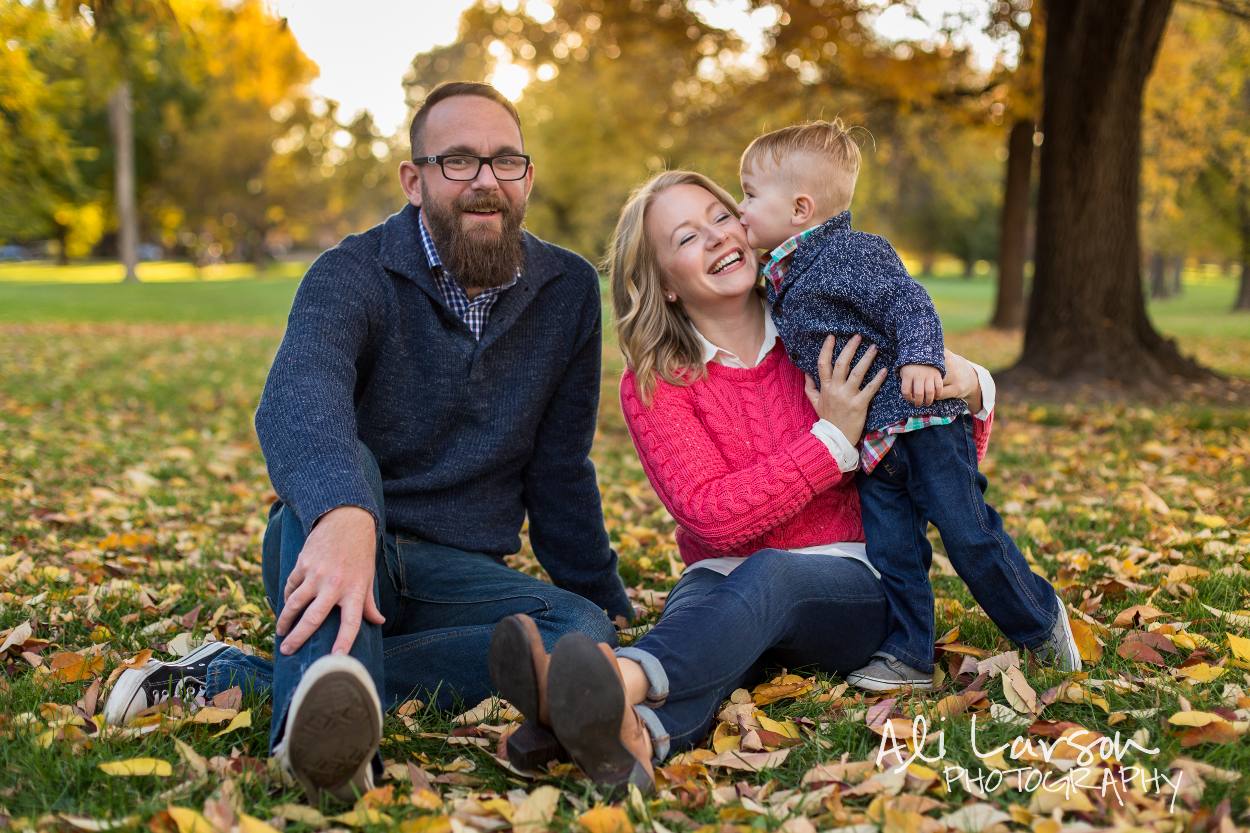 Magee Family Fall 2015 for FB-4