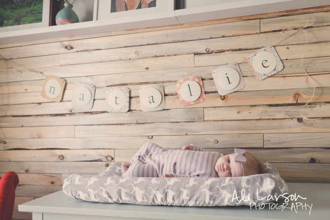 Natalie & Her Nursery