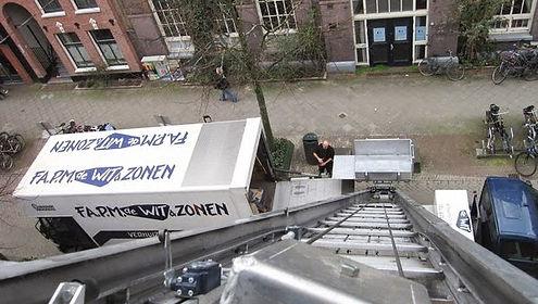 Verhuislift - Verhuisbedrijf Amsterdam