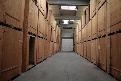 Storage Amsterdam - Verhuisbedrijf Fa. P.M. de Wit & Zn