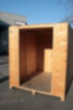 storage box Verhuisbedrijf Fa. P.M. de Wit & Zn