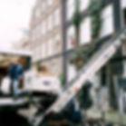 Verhuizing met lift in Amsterdam