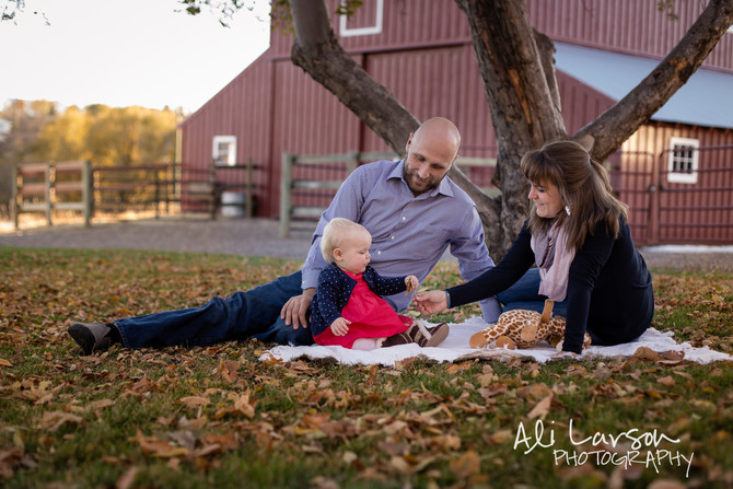 Fall with Family