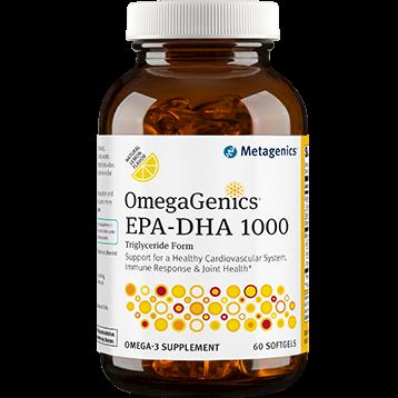 Metagenics OmegaGenics EPA-DHA 1000