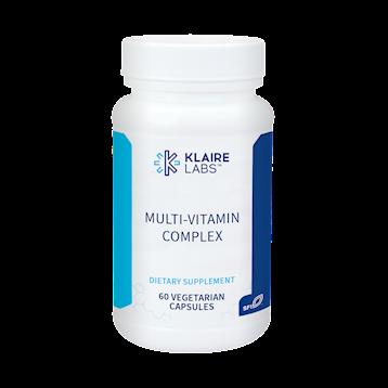 Klaire Labs Multi-Vitamin Complex