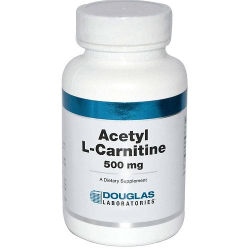 Douglas Acetyl L-Carnitine 500mg