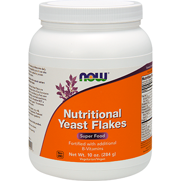 Now Nutritional Yeast Flakes 10oz