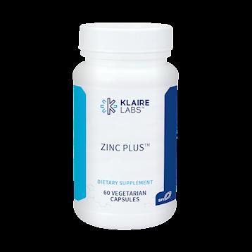 Klaire Labs Zinc Plus
