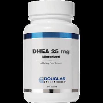 Douglas DHEA 25mg (Micronized) #60