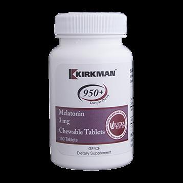 Kirkman Melatonin 3mg#150 Chews
