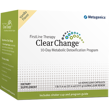Metagenics Clear Change 10-Day Detox w/UltraClear Renew
