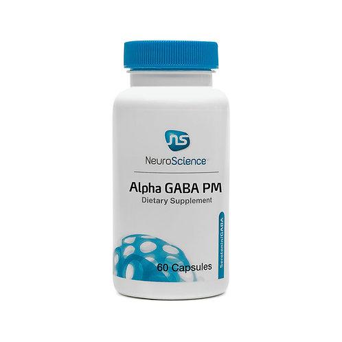Neuroscience Alpha GABA PM #60