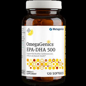 Metagenics OmegaGenics EPA-DHA 500