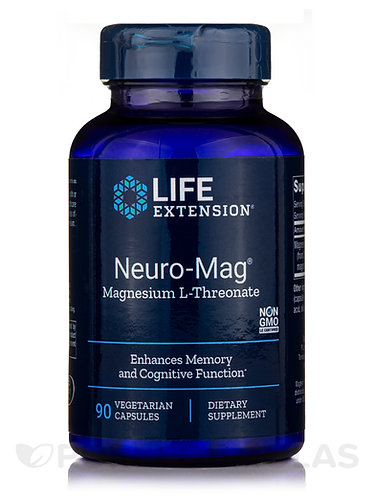Life Extension Neuro-Mag #90