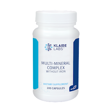 Klaire Labs Multi-Mineral Complex Without Iron