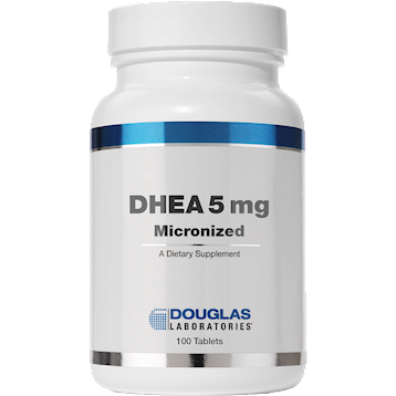Douglas DHEA 5mg (Micronized/Dissolvable)