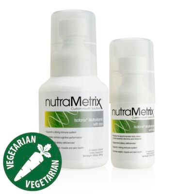 NutraMetrix MultiVitamin With Iron